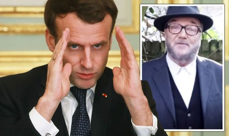 Macron shamed for threat to Boris that could have 'collapsed' Britain's food security   World   News
