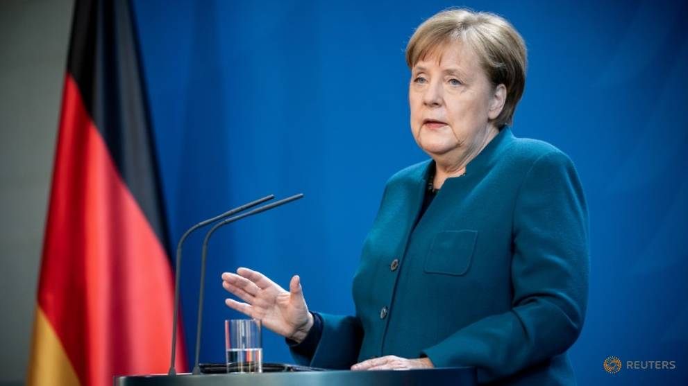 Merkel goes into quarantine after contact with infected doctor
