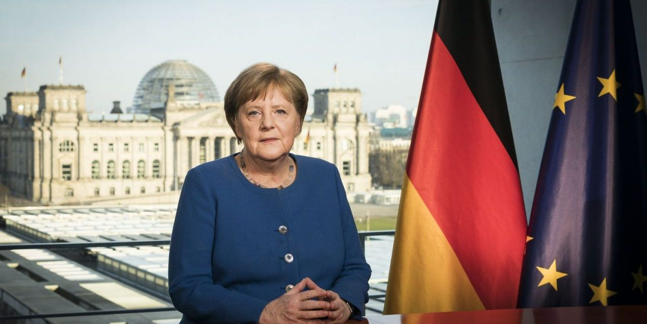Merkel in Quarantine After Contact With Infected Doctor