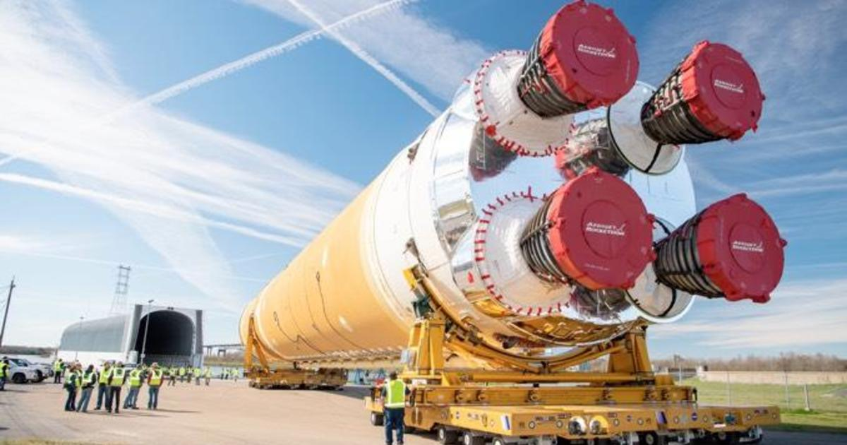 NASA suspends work on moon rocket, capsule due to COVID-19 threat