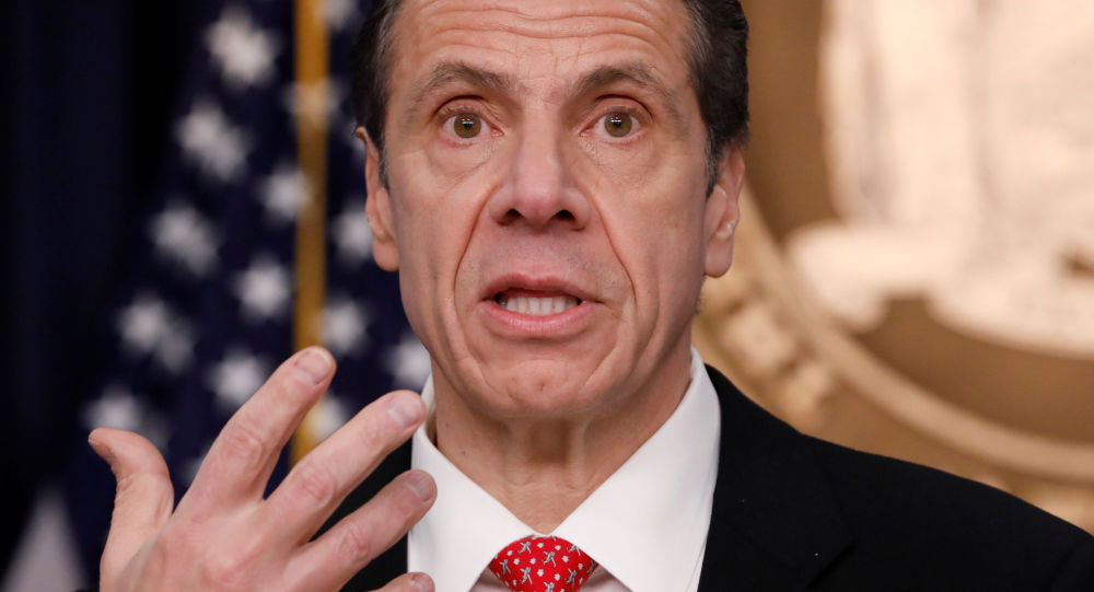 New York Governor Not Aware of Trump's Quarantine Plans, Doubts It Would Help