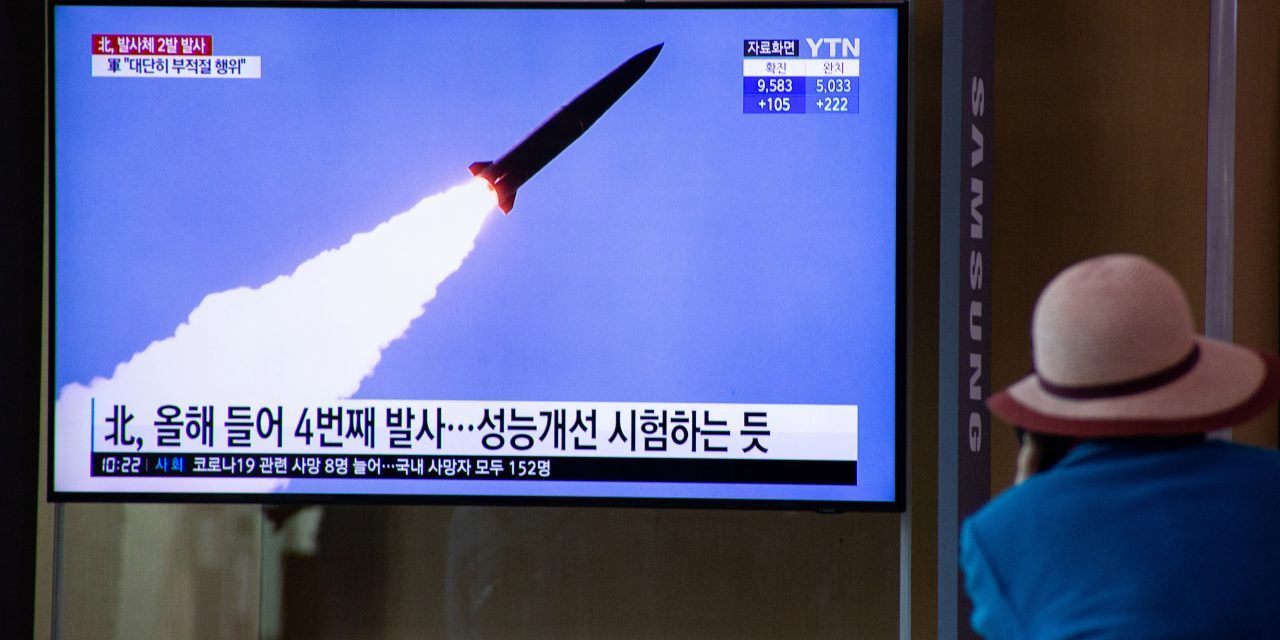 North Korea fires two ballistic missiles towards Japan in show of force – The Sun