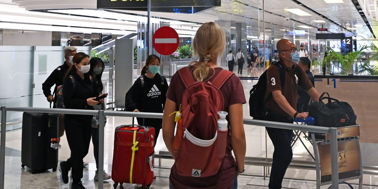 Singapore to bar short-term visitors to reduce imported coronavirus cases