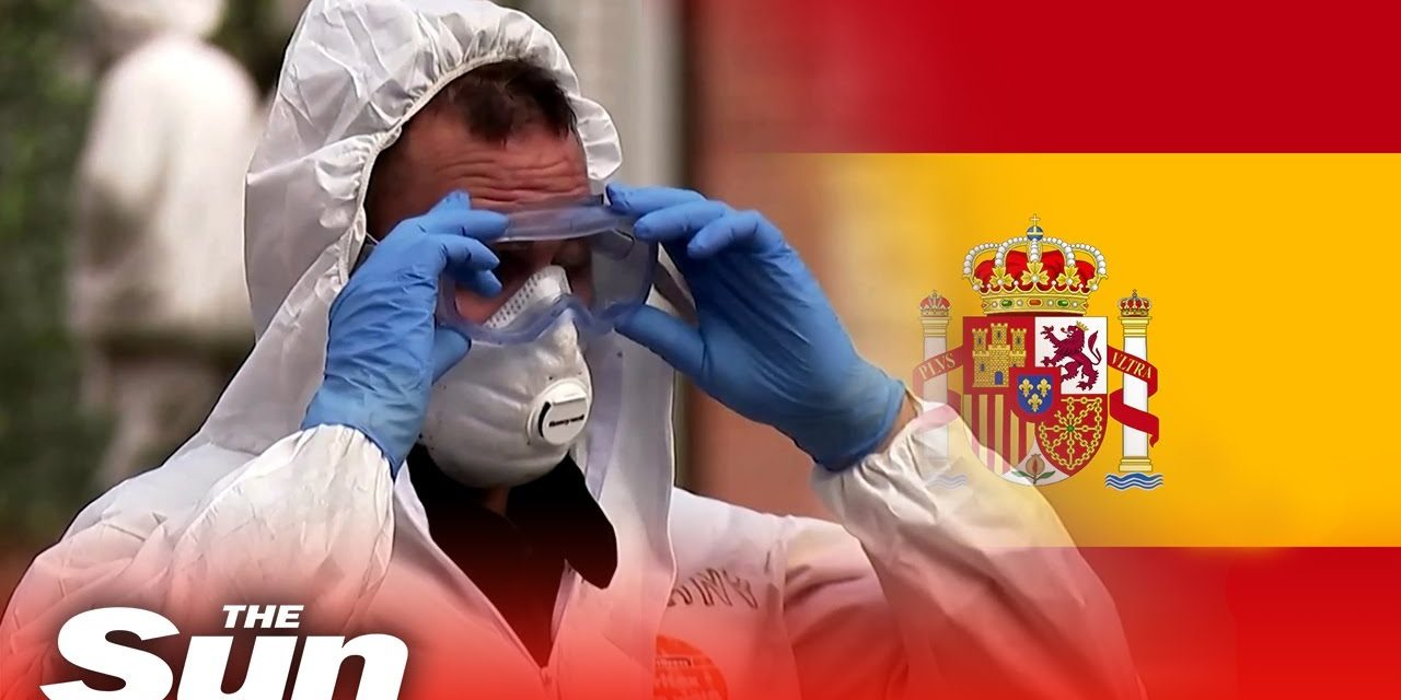 Spain becomes COVID-19 epicentre as half a million cases confirmed worldwide