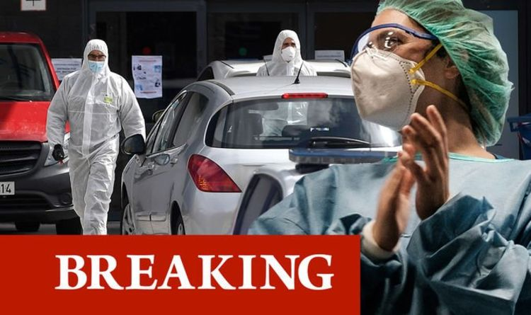 Spain coronavirus crisis: Death toll climbs to 2,696 – increase of 514 in last 24 hours   World   News