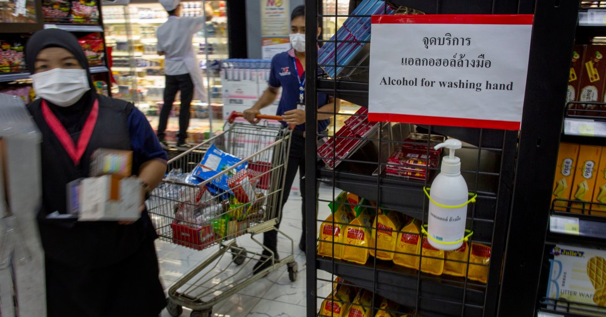Thailand Declares Emergency After Surge in Coronavirus Cases