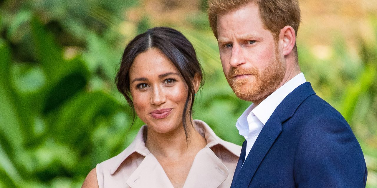 The Simpsons want Harry and Meghan to do voices for their cartoon characters on show – The Sun