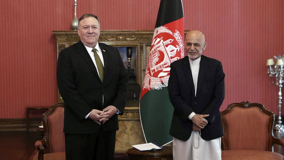 US slashes aid to Afghanistan after Pompeo trip to Kabul