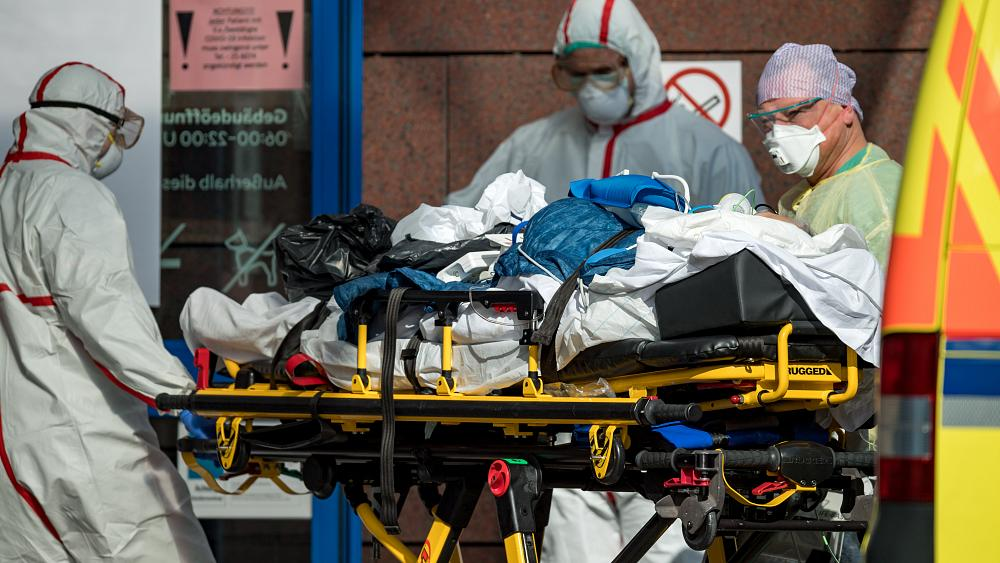 WHO reports 16,000 COVID-19 deaths worldwide, lists 'key actions' to control the pandemic