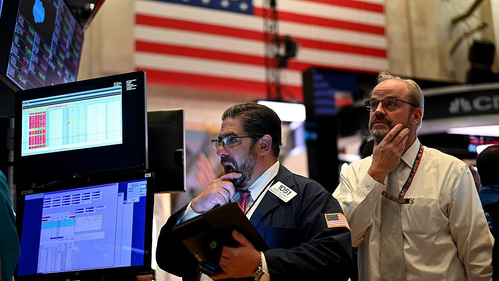 Wall Street suffers worst week since 2008 amid coronavirus and fears of recession