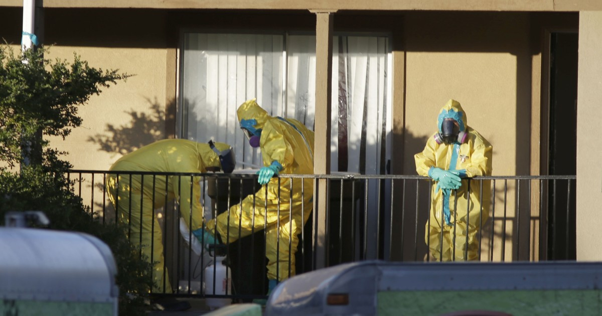 What Ebola taught Dallas about fear in the age of coronavirus