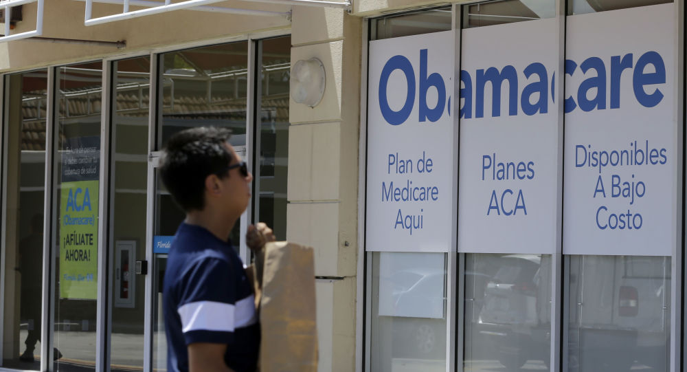 White House Mulls Reopening 2020 Enrolment for Obamacare for Those Affected by Coronavirus Outbreak